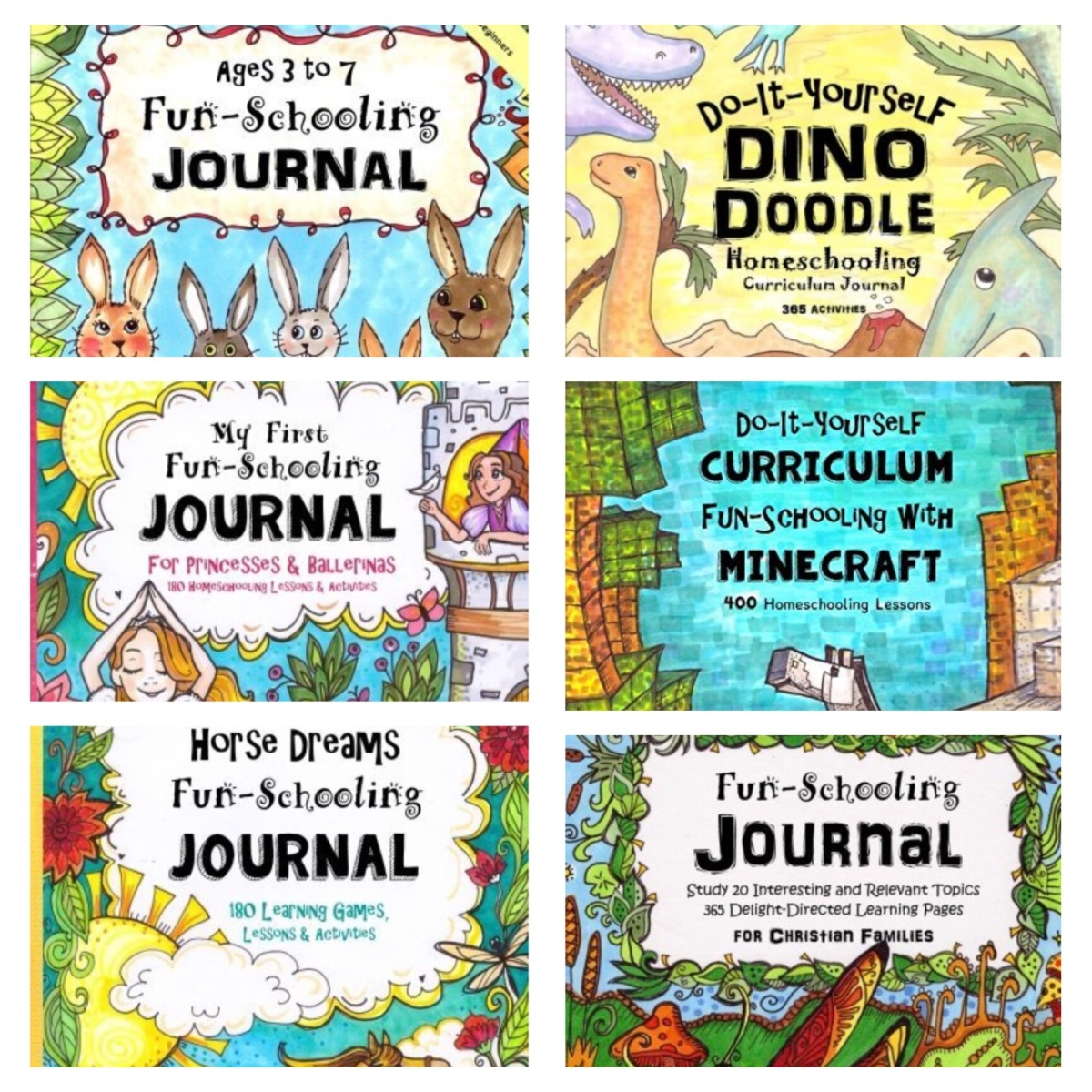Fun schooling core journals giving them wings solutioingenieria Choice Image